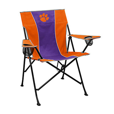 Clemson Tigers Pregame Foldable Chair