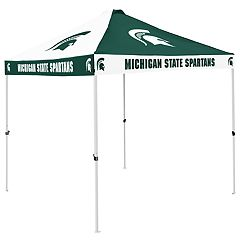 Michigan State Spartans Checkered Canopy