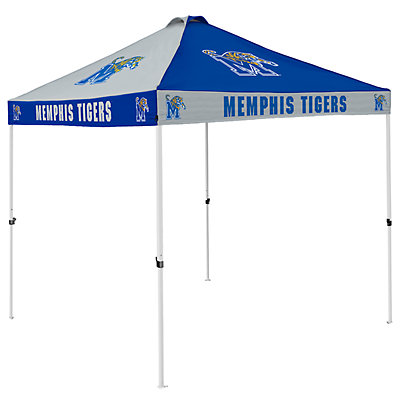 Memphis Tigers Checkered Canopy