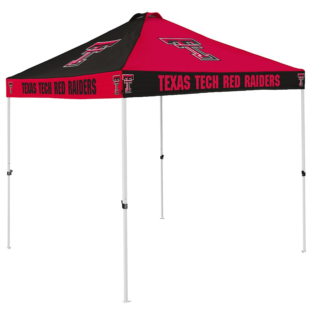 Texas Tech Red Raiders Checkered Canopy