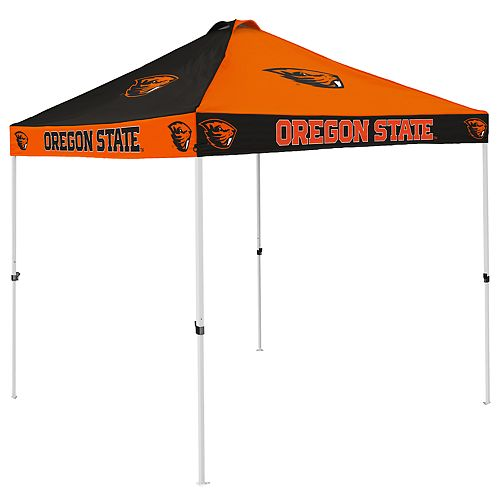 Oregon State Beavers Checkered Canopy