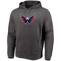 Men's NHL Washington Capitals Perfect Play Hooded Sweatshirt