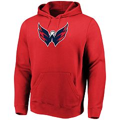 Men's NHL Washington Capitals Perfect Play Hooded Sweatshirt