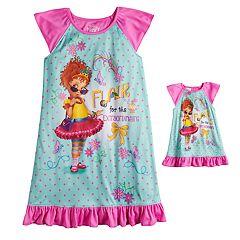 8cb7b7881127 Girls Matching Doll Set Kids Sleepwear