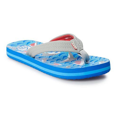 REEF Ahi Boys' Flip Flop Sandals