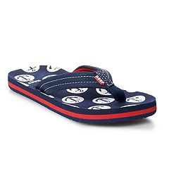 REEF Ahi Boys' Flip Flop Sandals