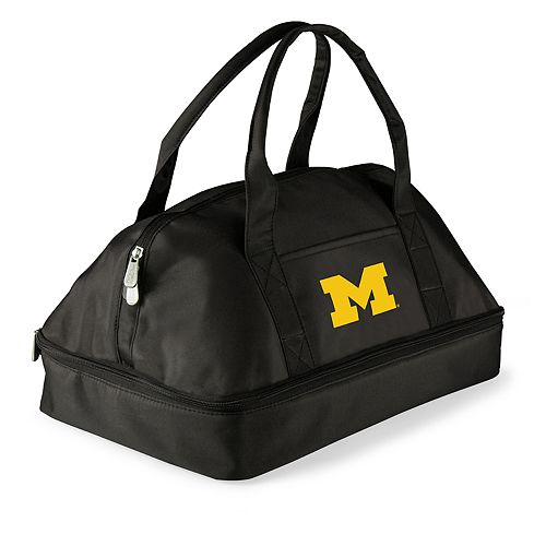 Picnic Time Michigan Wolverines Potluck Casserole Tote