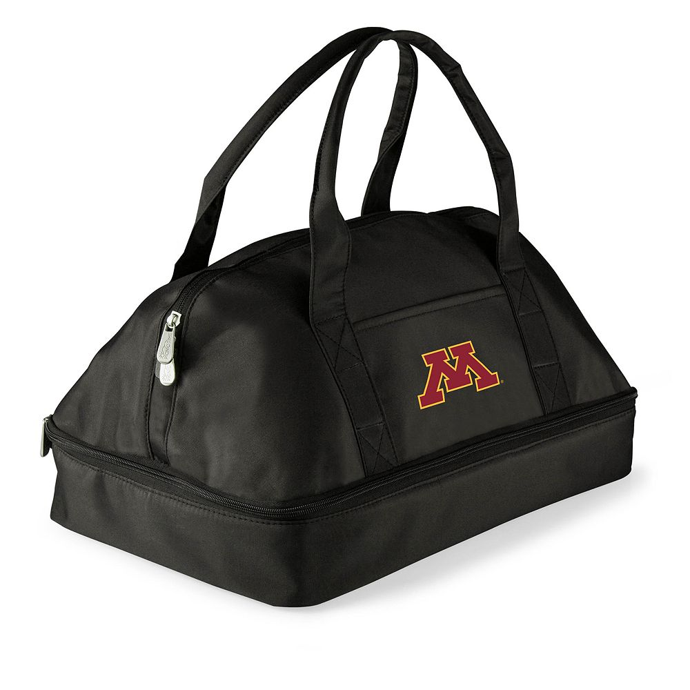 Picnic Time Minnesota Golden Gophers Potluck Casserole Tote