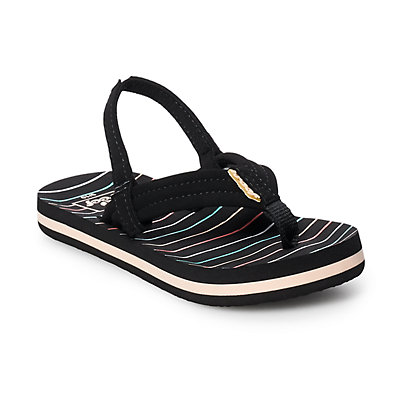 REEF Little Ahi Toddler Girls' Flip Flop Sandals