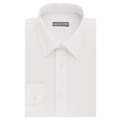 Men's Geoffrey Beene Slim-Fit Stretch-Flex Dress Shirt