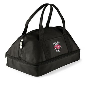 Picnic Time Wisconsin Badgers Potluck Casserole Tote