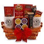Alder Creek Coffee Bean & Tea Leaf K-Cup Gift Basket