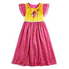 Disney's Fancy Nancy Girls 4-10 Fantasy Gown Nightgown