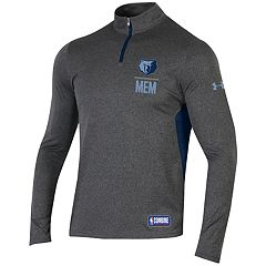 Men's Under Armour Memphis Grizzlies Authority Pullover