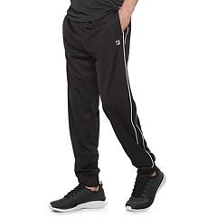 03d65824a577 Men's FILA SPORT® Tricot Jogger Pants. Navy Black White. sale
