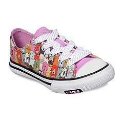 Skechers BOBS Utopia Dandy Dogs Girls' Sneakers