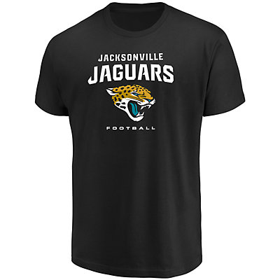 Big & Tall Jacksonville Jaguars Team Color Tee