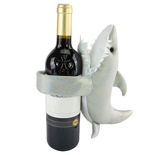 Celebrate Summer Together Shark Wine Bottle Hugger