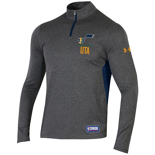 Men's Under Armour Utah Jazz Authority Pullover