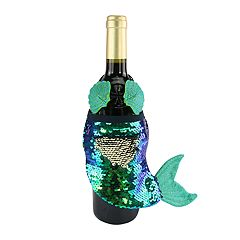 Celebrate Summer Together Mermaid Wine Bottle Cover