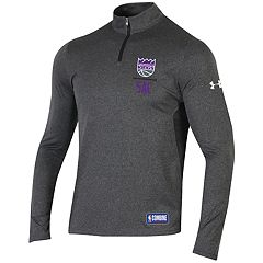Men's Under Armour Sacramento Kings Authority Pullover