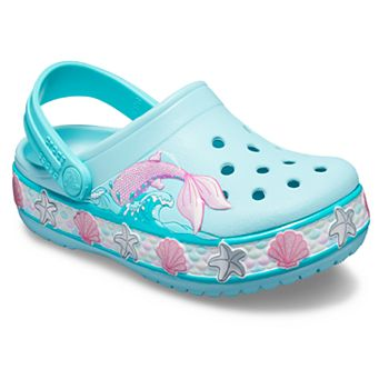 Crocs Mermaid Girls' Clogs
