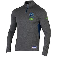 Men's Under Armour Minnesota Timberwolves Authority Pullover