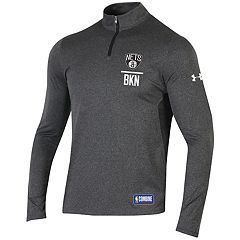 Men's Under Armour Brooklyn Nets Authority Pullover