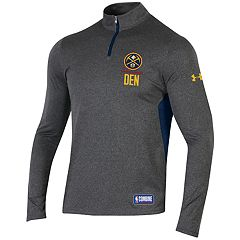 Men's Under Armour Denver Nuggets Authority Pullover
