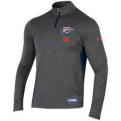 Men's Under Armour Oklahoma City Thunder Authority Pullover