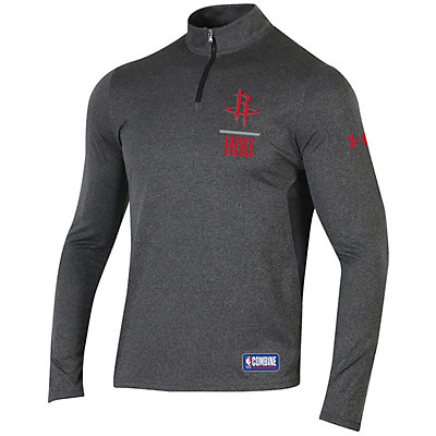 Men's Under Armour Houston Rockets Authority Pullover