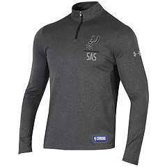 Men's Under Armour San Antonio Spurs Authority Pullover