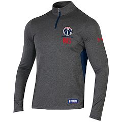 Men's Under Armour Washington Wizards Authority Pullover