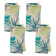 Celebrate Summer Together Linen Palm Napkin 4-pk.