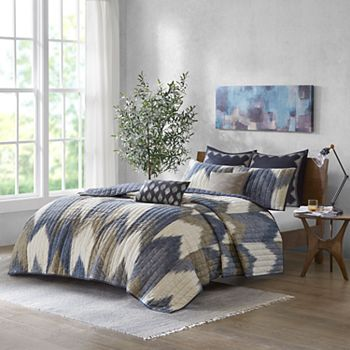 INK+IVY Alpine 3-piece Cotton Coverlet Set
