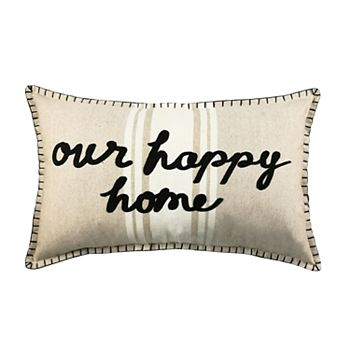 SONOMA Goods for Life? Ultimate Happy Home Feather Fill Oblong Throw Pillow