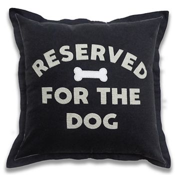 SONOMA Goods for Life? Ultimate Reserved for the Dog Feather Fill Throw Pillow