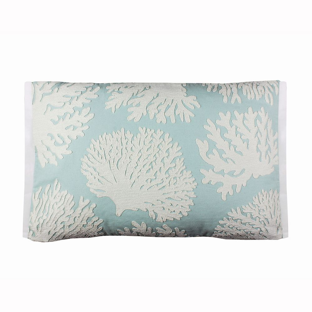 SONOMA Goods for Life® Ultimate Coral Feather Fill Oblong Throw Pillow