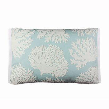 SONOMA Goods for Life? Ultimate Coral Feather Fill Oblong Throw Pillow
