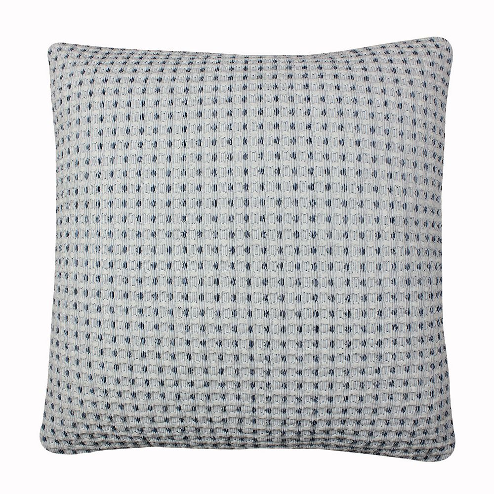 SONOMA Goods for Life® Ultimate Waffle Multi Weave Feather Fill Throw Pillow