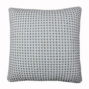 NEW! SONOMA Goods for Life? Ultimate Waffle Multi Weave Feather Fill Throw Pillow