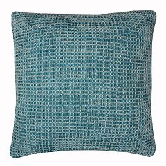 NEW! SONOMA Goods for Life™ Ultimate Waffle Stone Wash Feather Fill Throw Pillow