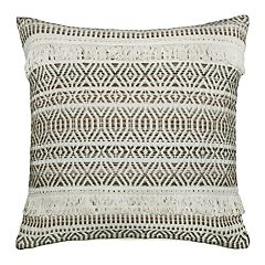 SONOMA Goods for Life™ Diamond Tapestry Woven Feather Fill Throw Pillow