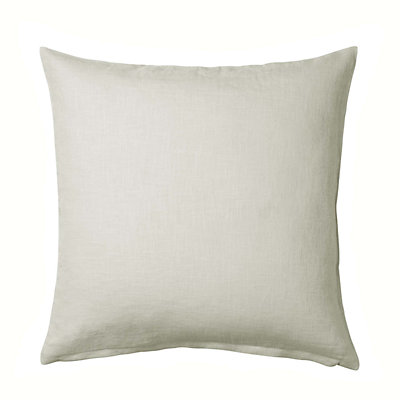 SONOMA Goods for Life? Ultimate Chambray Embroidered Feather Fill Throw Pillow