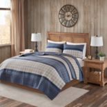 Woolrich 3-piece Flagship Reversible Quilt Set