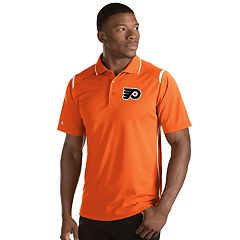 Men's Antigua Philadelphia Flyers Merit Polo