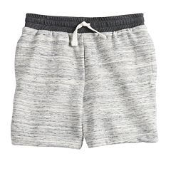 Baby Boy Jumping Beans® Marled Knit Shorts
