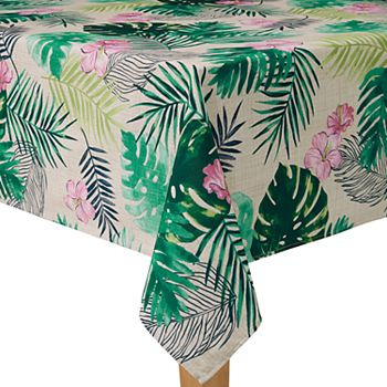 Celebrate Summer Together Palm Tablecloth