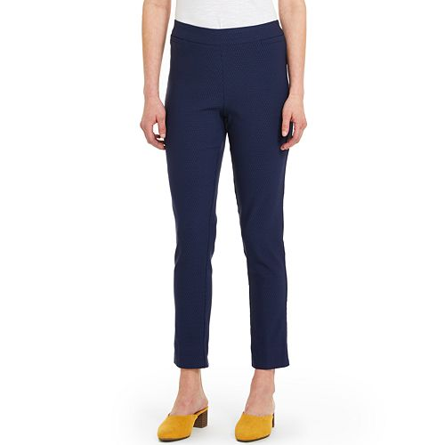 Women's IZOD Everyday Pull-On Slim Pants