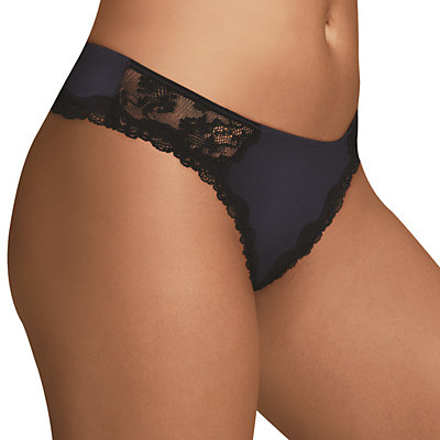 Women's Maidenform One Fab Fit Lace Thong DMFFTG